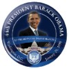 Obama Inaugural Buttons - Design 2  - stock # 601