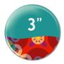 "Custom Button - 3"" Round"