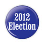 2012 Election Buttons