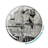 "Nurses - I Got My Flu Shot -  2.25"" Buttons   - stock # 2064"