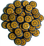 Custom Buttons 50 Pack