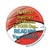 "Read To Your Child 2.25"" Button   - stock # 2020"
