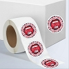"AGFM  Sleeve Stickers - 2.5"" Round - Roll of 500"