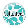 """Volunteer Fancy"" 3 Button  - stock # 2041"
