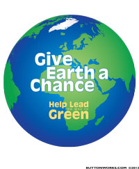 Give Earth a Chance
