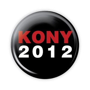 "2.25"" Kony 2012 Button  - stock # 838"