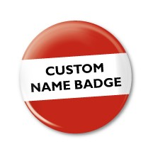 Name Badge Personalization