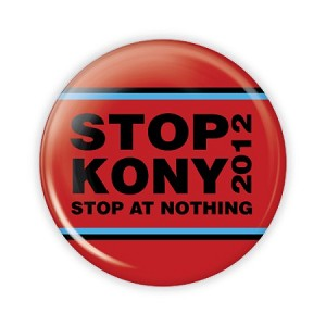 "2.25"" Stop Kony 2012 Button  - stock # 839"